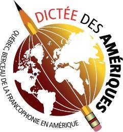 Logo - Dictée des Amériques