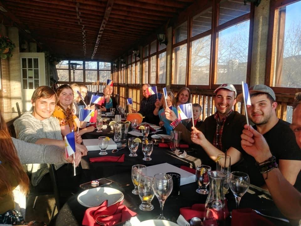 Repas Journée Francophonie provinciale
