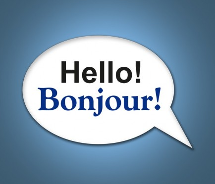 Press Release : HELLO, BONJOUR! campaign launch