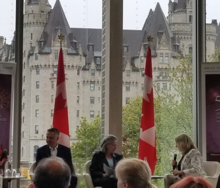 The FFTNL and the Réseau Justice en français took part of the 50th anniversary of the Official Languages Act Symposium in Ottawa on May 27 and 28, 2019