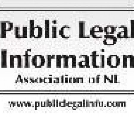 La Public Legal Information Association of NL publie des documents d'information juridiques en français